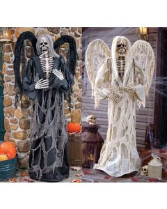 "72"" Winged Gruesome Greeter Assortment"