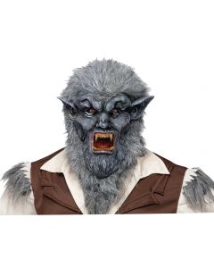 Deluxe Wolf Man Mask