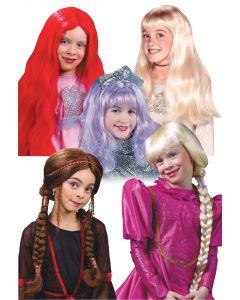 Children's Wig Assortment