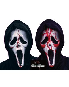 Dripping Bleeding Ghost Face®  Mask