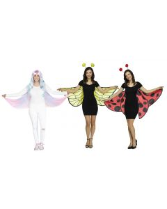 Bug, Bee & Unicorn Soft Wing Assortment