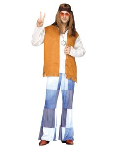Hippie Patch Pants