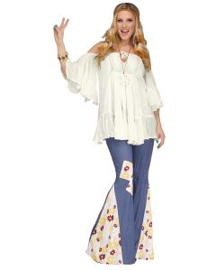 Hippie Gauze Top
