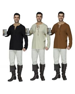 Peasant Shirt Assortment