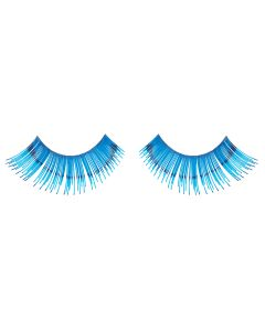 Blue Eyelashes