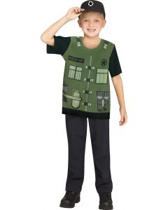 Occupation Shirt - Military
