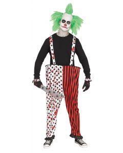 Killer Clown Pants & Gloves
