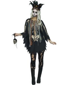 Voodoo Poncho - Adult