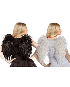 Angelic Feather Wings