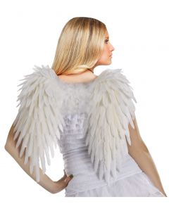 Deluxe Feather Angel Wings