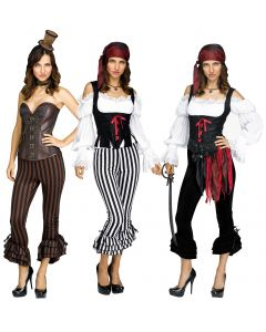 Pirate/Steampunk Character Pants