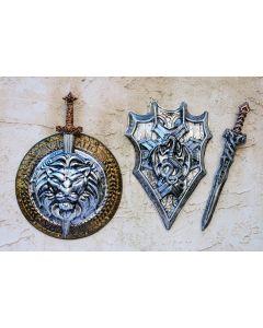 Roman Sword and Shield Assortment