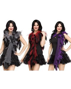 "72"" Gothic Scarf Assortment"