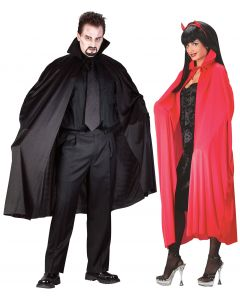 "45"" Polyester Cape Assortment"