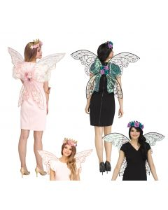Fantasy Fairy Sparkle Wing Assortment
