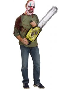 Inflatable Chainsaw