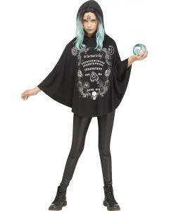 Spirit Board Hooded Poncho - Child