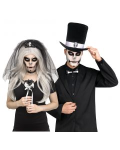 Skeleton Bride & Groom Instant Kit Assortment