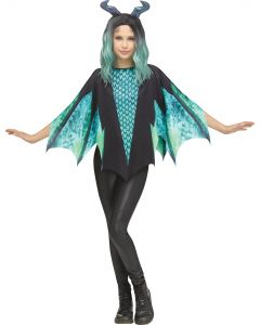 Dragon Wing Poncho - Child