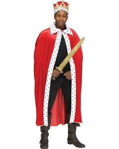 King Robe & Crown