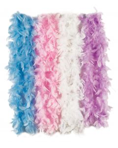 4 Foot Princess Boa Assortment
