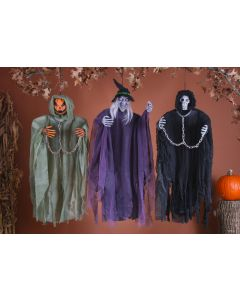 "36"" Hanging Figure Assortment"