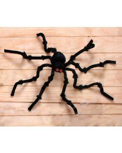 """50"""" LU Plush Black Spider"""