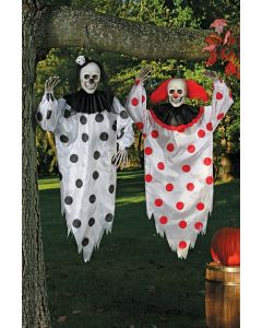 "36"" Hanging Clown Assortment"
