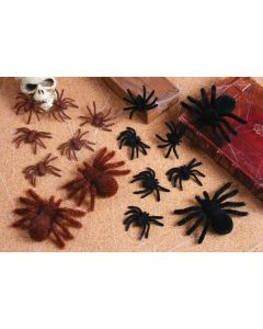 Fuzzy Spider Family Assortment