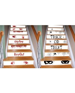 Watch Your Step - Stair Décor Assortment