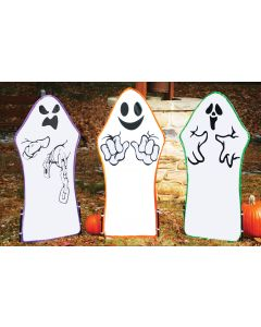 "36"" Pop-Open Ghostly Greeter Assortment"