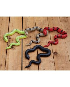 "18"" Realistic Snake Assortment"