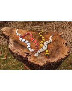 "14"" Squishy Snake Assortment"
