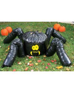 Giant Spider Leaf Bag - Over 7 Feet