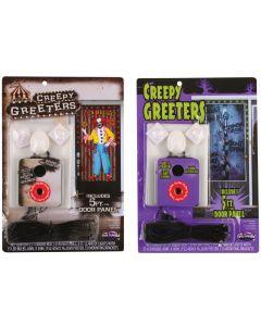 Creepy Greeters Assortment