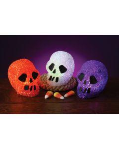 Color Change Sparklin' Skull Assortment