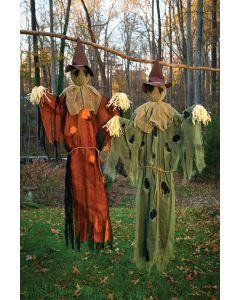 "60"" Hanging Scarecrow Assortment"