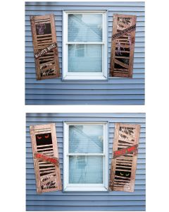 Creepy Shutter Assortment