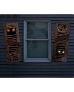 Light Up Creepy Shutter Assortment