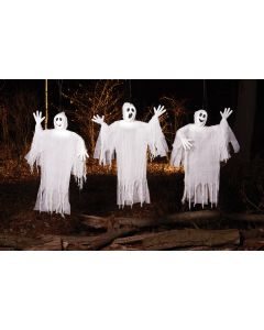 """36"""" Giggly Ghost Hanging Assortment"""
