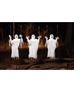 "36"" Giggly Ghost Swinging Assortment"