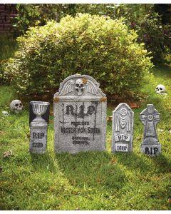 4-In-1 Tombstone Set