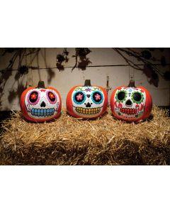 """7""""- 9"""" Sugar Skull Jacks Assortment"""
