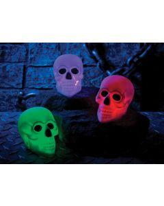 Color Change Skull