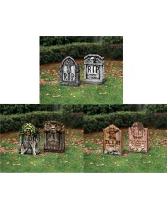 "22"" Folding Tombstone Assortment - 2 Pack"