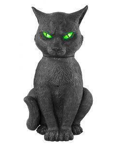 Creepy Cat SFX Decor