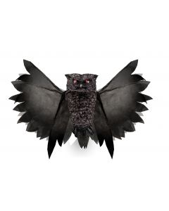Flapping Wing Evil Owl
