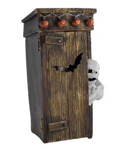 Mummy Outhouse - SFX