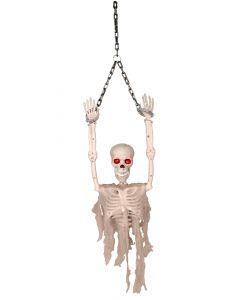 "19"" Funny Bone Skeleton Greeter - SFX"