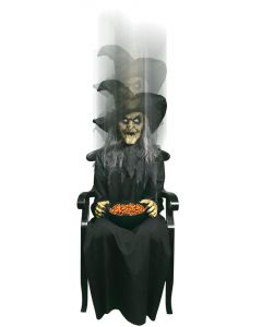 """59"""" Stand Up Witch"""